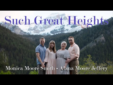Such Great Heights - The Postal Service | Monica Moore Smith & Alana Moore Jeffery (cover)