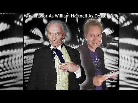 Here's Wink Taylor As William Hartnell!