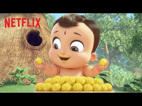 Chasing Snacks! 🍡 | Mighty Little Bheem | Netflix Jr