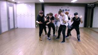 Video 방탄소년단 '상남자(Boy In Luv)' dance practice MP3, 3GP, MP4, WEBM, AVI, FLV September 2018