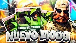 MI MEJOR PARTIDA en el MODO DE JUEGO  *TIROTEO DEL TIRADOR* - Fortnite: Battle Royale