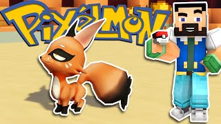 Minecraft Pixelmon - Getting Closer! - EP04 (Pokemon Mod)