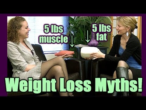 Weight Loss Myths! How to Lose Weight & Keep It Off, Nutrition, Health, Diet Tips | The Truth Talks