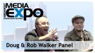 Midwest Media Expo 2015 - Doug & Rob Walker Panel