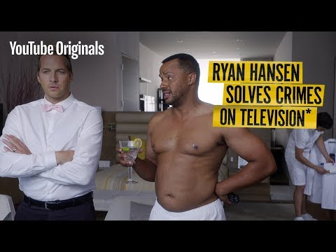 Ryan Hansen Solves Crimes on Television* | You Wanna Be My Next Assistant?