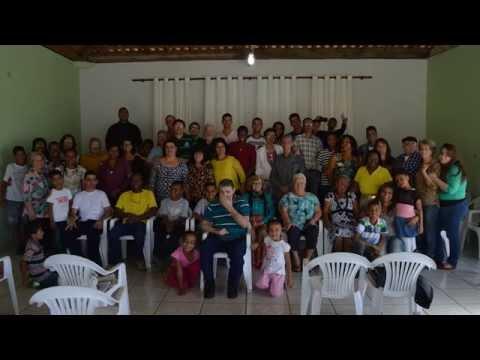 Igreja de Cristo em Mococa visita Igreja em Santa Rita do Passa Quatro