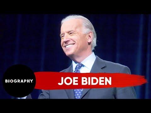 Joe Biden - The United States' 47th Vice President | Mini Bio| Biography