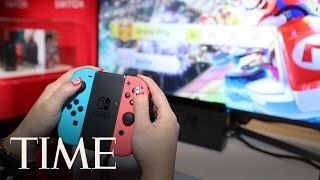 Nintendo's new console has a release date, price, and many more details. Subscribe to TIME ►► http://po.st/SubscribeTIME Get closer to the world of entertain...