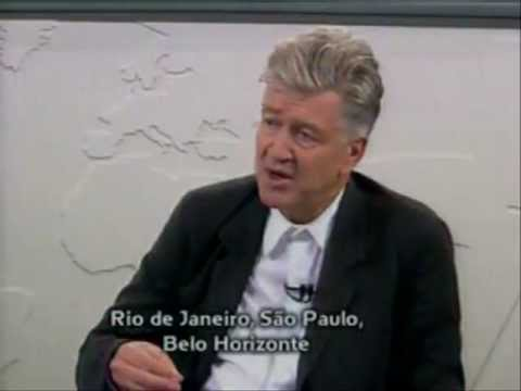 David Lynch em entrevista
