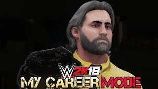 WWE 2K18 My Career Mode - Ep #2 - #ANDNEW NXT CHAMPION...BUT WHAT'S NEXT!!??