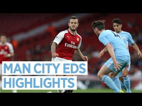 7 GOAL THRILLER   Arsenal U23s 4-3 Man City EDS   Highlights