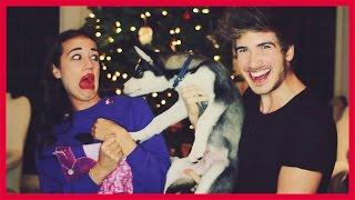 SURPRISING MY GIRLFRIEND ON CHRISTMAS! With - MirandaSings
