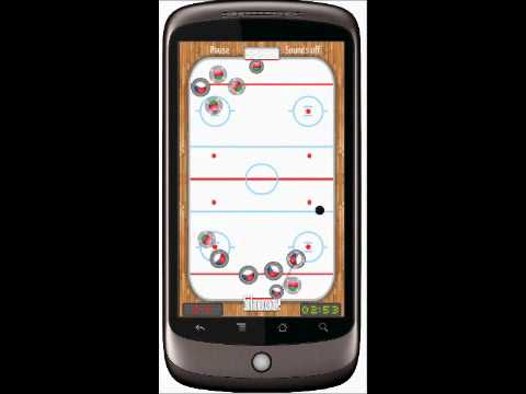 Video of Puck Hockey