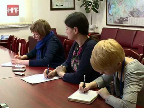 Руководитель областного департамента экономразвития представил