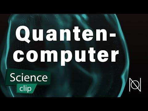 Wie funktioniert ein Quantencomputer?