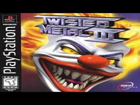 twisted metal psp 1 link español