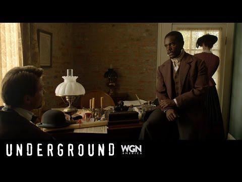 Underground Season 1 (Promo 'Freedom Train')
