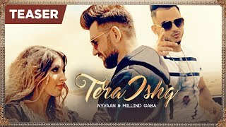 We present to you the Song teaser of the brand new song Tera Ishq. Watch the Full Song releasing on the 18th July 2017 only on the official Youtube Channel.Song: Tera IshqSinger: Nyvaan, Millind GabaMusic Director: Millind GabaLyricist: Nyvaan, Millind GabaMusic Label: T-Series ___Enjoy & stay connected with us!► Subscribe to T-Series: http://bit.ly/TSeriesYouTube► Like us on Facebook: https://www.facebook.com/tseriesmusic► Follow us on Twitter: https://twitter.com/tseries► Follow us on Instagram: http://bit.ly/InstagramTseries