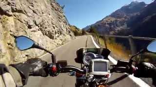 10. Auf den Klausenpass von Spiringen, Moto Guzzi Griso 1200 8V SE