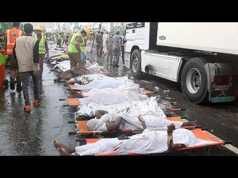 Έρευνες για την πολύνεκρη τραγωδία κοντά στη Μέκκα