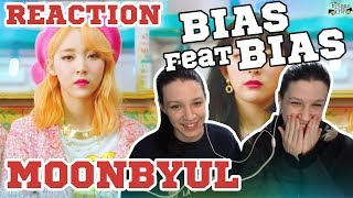 Moon Byul (문별) - SELFISH (Feat. SEULGI (슬기) Of Red Velvet) | MV REACTION