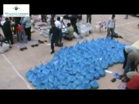TeluguOne Foundation - Services for Flood Victims 8