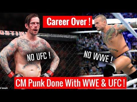 CM Punk Career Over Completely ! No Return, No Fight ! Cm Punk Vs Mike Jackson UFC 225 !