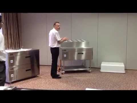 Adande - The enthusiastic and dynamic MD of Adande really knows how to show off the Adande drawer system to it's best! The RAC Environmental Pioneer of the Year 2013 ...