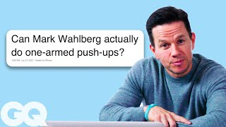 Video Mark Wahlberg Goes Undercover on Twitter, Facebook, Quora, and Reddit | Actually Me | GQ MP3, 3GP, MP4, WEBM, AVI, FLV Juli 2018
