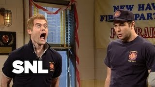Firehouse Incident - Saturday Night Live
