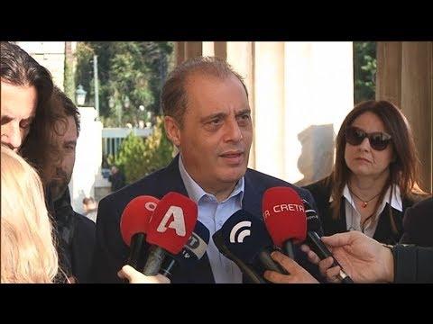 Δήλωση του Κυριάκου Βελόπουλου για την εκλογή της Κατερίνας Σακελλαροπούλου