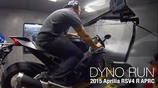 7. 2015 Aprilia RSV4 R APRC Dyno Run - MotoUSA