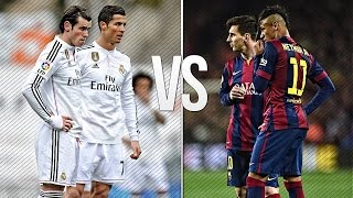 Download Video Lionel Messi & Neymar vs Ronaldo & Bale 2015 ● Skills & Goals Battle | HD MP3 3GP MP4