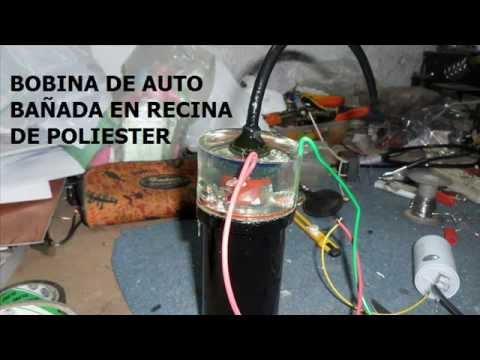 FABRICACON DE ELECTRIFICADOR,24.000V DE TENCION