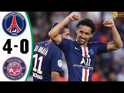 РЅG vs ТоuӀоuѕе 4-0 All Goals & Highlights 2019 HD
