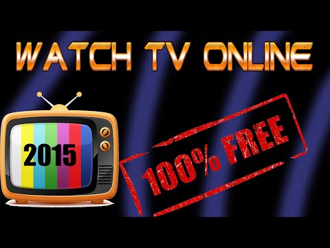 How to Watch TV Online for Free (100% Legit)