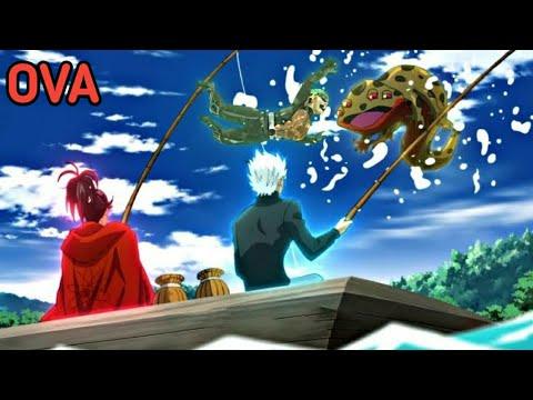 Mumen Rider Impresses Silverfang - Silverfang Tells Atomic Samurai About Saitama | One Punch Man OVA