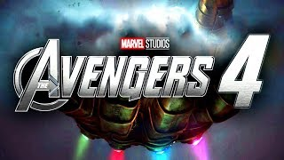 Avengers 4 TITLE REVEALED In Age Of Utron!!! It's NOT What You THINK!!