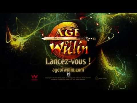 Vidéo Age of Wulin