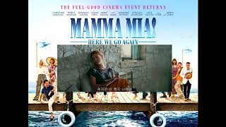 Mamma Mia Here We Go Again - The Name of the Game