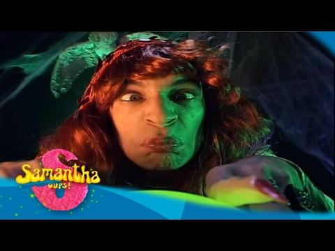 Samantha Oups ! Samantha fête Halloween