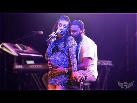QUEEN NAIJA CONCERT ! Ft. Clarence NYC and Moddagod (Performed Medicine and Karma)