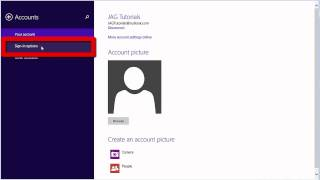 """This tutorial covers how to change your password on Windows 8 and Windows 8.1.  Windows 8 allows both """"Local Accounts"""" and """"Microsoft Accounts"""".  This method allows you to change the password on either type of account."""