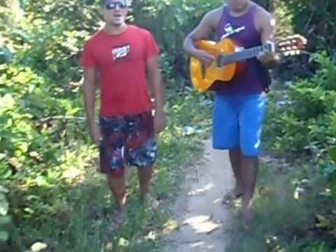 Jorge e Ademir em Pari-Cachoeira!