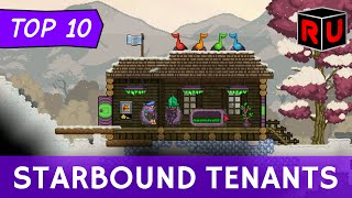 Our top 10 Starbound colony tenants counts down the 10 best NPC colonists in Starbound and reveals how to attract them! Subscribe for new Starbound: ...