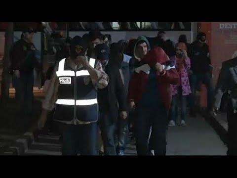 Τουρκία: Συλλήψεις υπόπτων για σχέσεις με το Ισλαμικό Κράτος