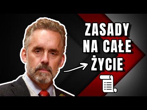"12 zasad zycia _ psychiatry Jordan""a Peterson""a"
