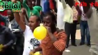 ኢትዮጵያውያን ሙስሊሞች ለመንግስት የመጨረሻ የቢጫ ካርድ ማስጠንቀቂያ ሰጡ ቪድዮ ይዘናል   Ethiopia News  #8211; Zehabesha