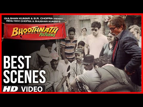 Bhoothnath Returns Best Scenes | Bollywood Movie 2014