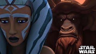 Video The Bendu Tells Ahsoka She Will Die - Star Wars Rebels Deleted Scene Explained MP3, 3GP, MP4, WEBM, AVI, FLV Oktober 2017